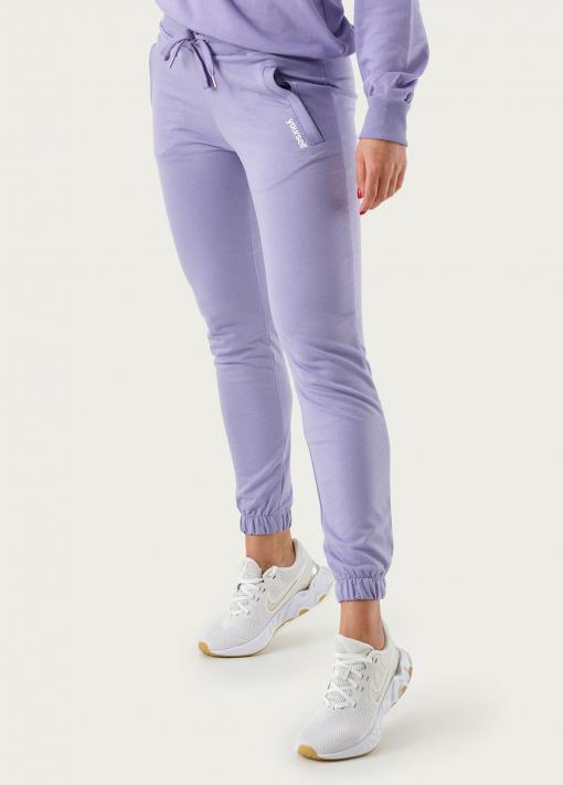 calças com elástico