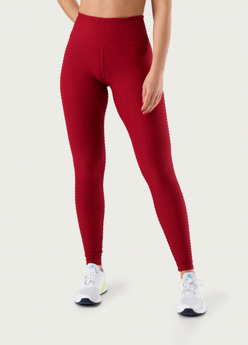 leggings with relief