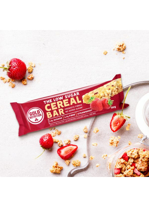 LOW SUGAR CEREAL BAR
