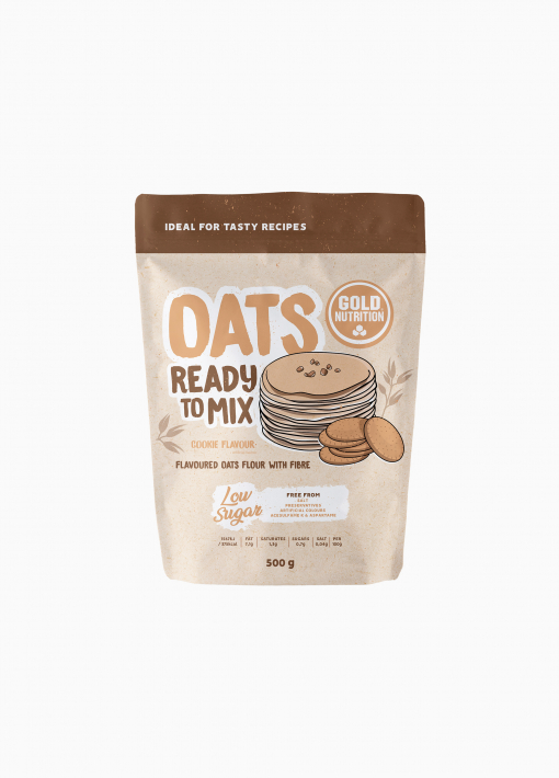 Oats Ready To Mix