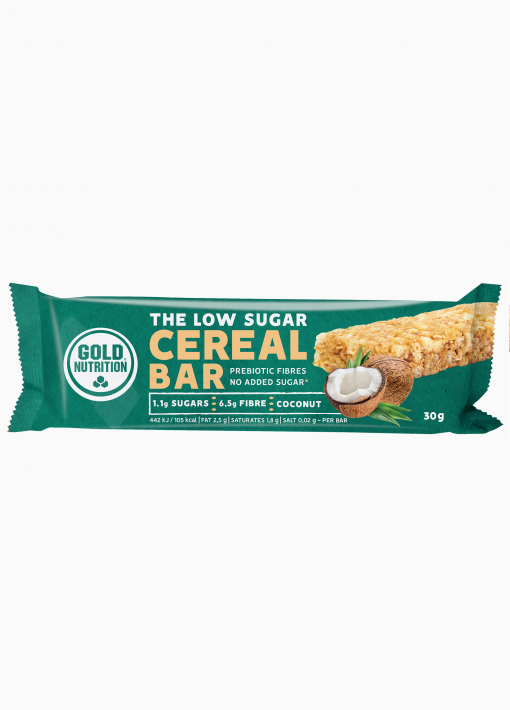 Low Sugar Cereal Bar