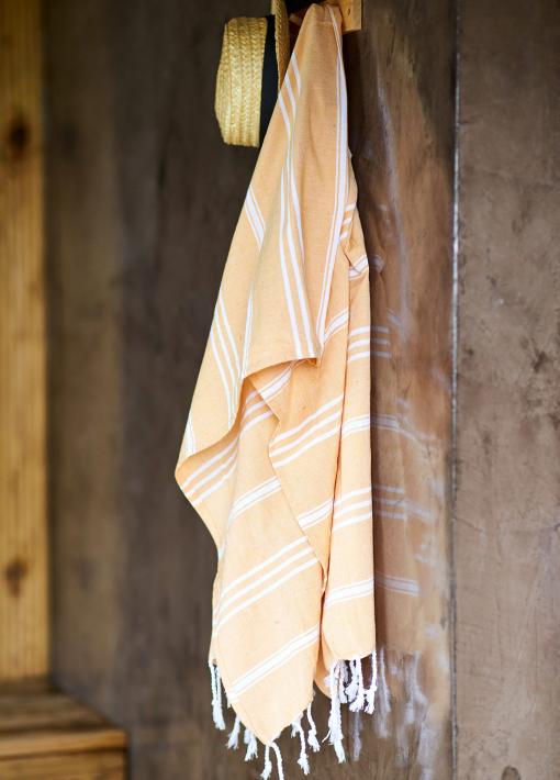 Pareo Stripes Mustard