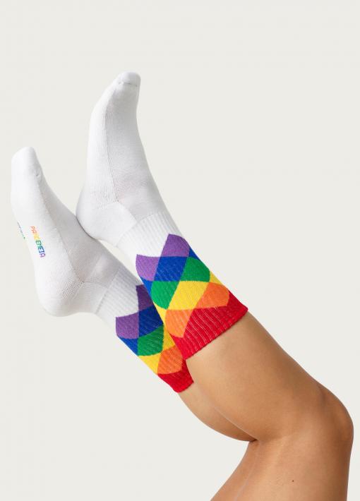 Pandemeia Diamond Socks -...